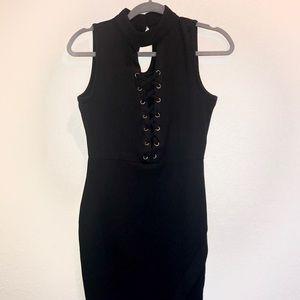 😻Black mini dress 😻